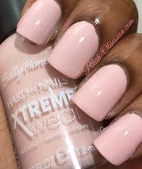new sally hansen hard as nails xtreme wear collection polish