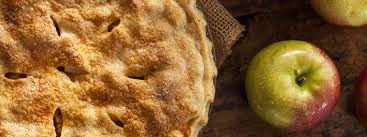roasted apple pie