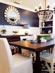 meet cassie an introduction and mini home tour blue dining