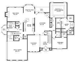 3 bedroom house floor plans home planning ideas 2018 1 story 5 bedroom house plans impressive ideas 5 bedroom house
