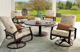 telescope casual outdoor patio pool furniture and chairs