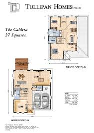 double storey home design home design tullipan homes