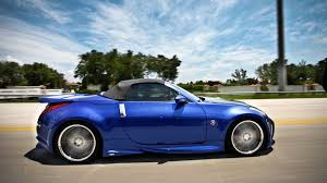 nissan convertible black nissan 350z roadster wallpapers hd convertible blue silver black