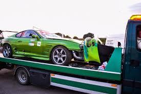 supra po avarijos u201eautoplius fast lap u201c lenktynėse užsiliepsnojo u201etoyota