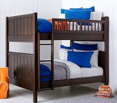 camp full over full bunk bed pottery barn kids
