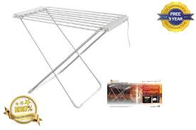 Electric Clothes Dryer Rack Electric Folding Clothes Laundry Airer Dryer Rack Asdirect