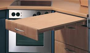 Pull Out Table Rapid Self Supporting Load Bearing Capacity - Kitchen pull out table