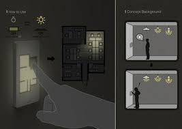 high tech light switches cool high tech gadgets to give your home a futuristic look