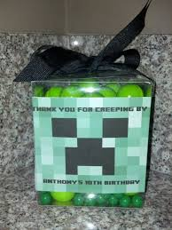 Minecraft Party Centerpieces by 21 Best Minecraft Party Images On Pinterest Minecraft Party