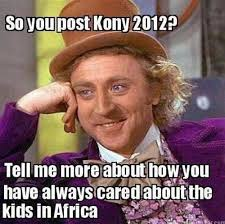 Best Memes 2012 - what are the best meme images about kony quora