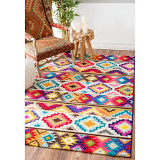 Colorful Area Rugs 25 Best Rugs Images On Pinterest Busy City Carpets And Decor Ideas