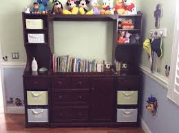 Changing Table System Pottery Barn Changing Table System Wall Unit Bookcase