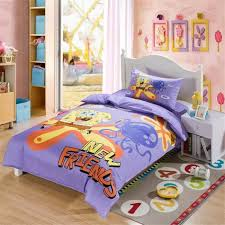 Spongebob Bedding Sets Spongebob Bedding Purple Comforter Sets Bedding