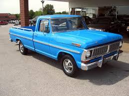 Ford F150 Truck 1970 - 1970 ford f 100 explorer 358 original miles fordification com
