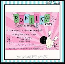 bowling party invitations templates ideas u2014 all invitations ideas