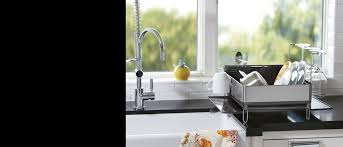Kitchen Sink Dish Rack Simplehuman Dish Racks Dish Drying Racks