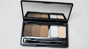 new from make up for ever pro sculpting brow palette makeup by