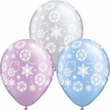 snowflake balloons disney frozen party supplies party supplies perth balloon world