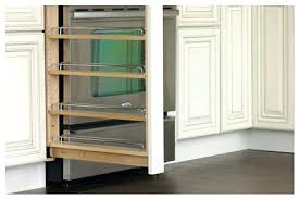 Kitchen Cabinet Door Spice Rack Kitchen Cabinet Spice Rack Or Spice Rack Pullout 66 Cabinet Door