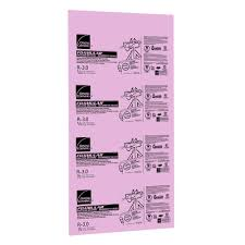 owens corning foamular 1 2 in x 4 ft x 8 ft r 3 squared edge