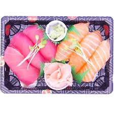 kosher chagne sushi salmon and ahi tuna westernkosher online kosher meat