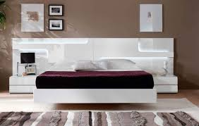Solid Wood Contemporary Bedroom Furniture - bedroom appealing cool spain white bedroom furniture simple