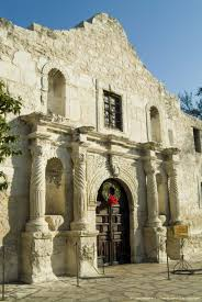 aerial image of the alamo san antonio texas san antonio aerial