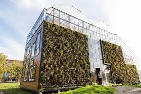 self sustaining garden self sufficient home inhabitat green design innovation