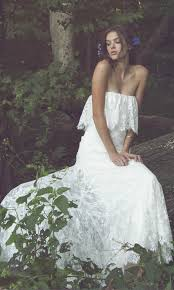 bohemian wedding dresses strapless bohemian wedding dress iver by daughters of