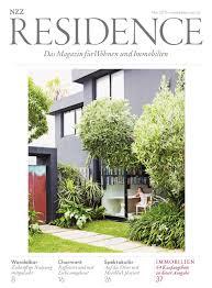 Bulthaup K Hen Residence Mai 2015 By Nzz Residence Issuu