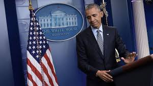 Obama No American Flag Transcript And Analysis Obama U0027s Final Press Conference Npr