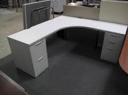 Devon Office Furniture by Used Office Desks Used Free Standing Modular Desks 9 349 At