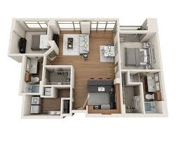 Floor Plan Of An Apartment Floor Plans And Pricing For Domus Philadelphia
