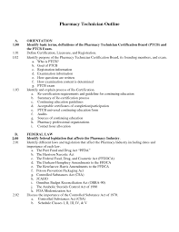 Technical Resume Objective Pharmacist Resume Example Example Resume And Resume Objective