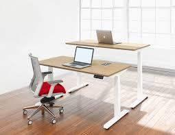 Height Adjustable Desks by Modular Office Furniture Installation Workstations Space Planning