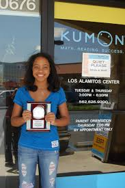 kumon of los alamitos success stories