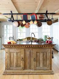 farmhouse island kitchen a farmhouse renewed with grit and antique chest barn and