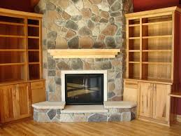 fireplace mantel with side cabinets gas tv cabinet contemporary design stone mantels wood floor oak