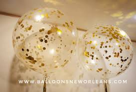 balloon delivery new orleans jumbo confetti balloons