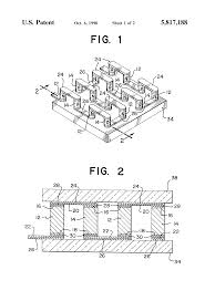 patent us5817188 fabrication of thermoelectric modules and