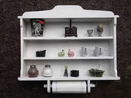 holzregal küche holzregal küchenregal mit rollenhalter aus regale holzlust