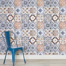 tile effect wallpaper murals wallpaper