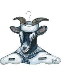 Goat Home Decor Get The Deal Stupell Home Décor Clothing Hanger U S Navy Goat