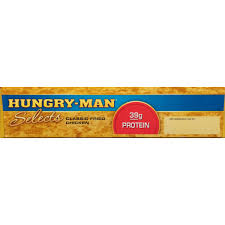 hungry man selects classic fried chicken frozen dinner 16 oz box