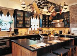 Kitchen Island With Hanging Pot Rack Get A Kitchen Island You Can Gather Around Granite
