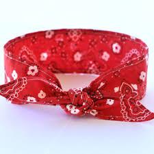 bandana bow shop bandana top on wanelo
