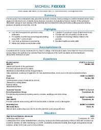 Audio Visual Technician Resume Sample Visual Engineer Resume Sample