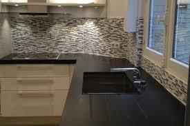 granite cuisine plan de travail amenagement cuisine avec la marbrerie des yvelines