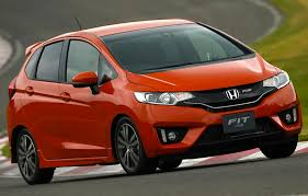 honda jazz third generation city car revealed photos 1 of 15