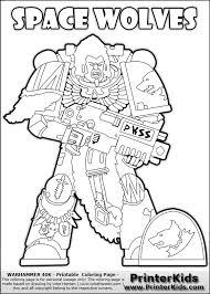 7 images of space marine coloring pages warhammer 40k space